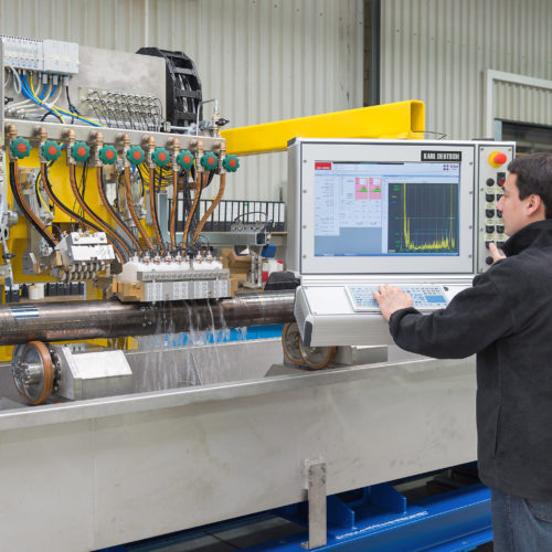 Ultrasonic Testing - Systemen