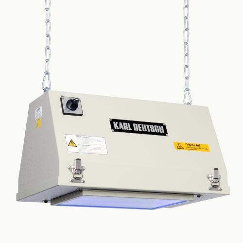 Standaard UV lichtbak